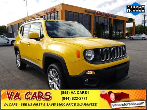 used jeep renegade for sale in virginia. Black Bedroom Furniture Sets. Home Design Ideas