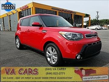 2016 Kia Soul for sale in Richmond, VA