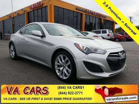 Cars For Sale In Richmond Va >> Used Hyundai Genesis Coupe For Sale In Richmond Va Carsforsale Com
