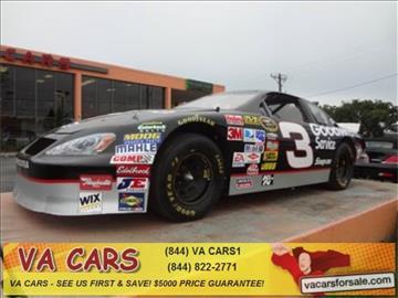 2001 Chevrolet Monte Carlo for sale in Richmond, VA