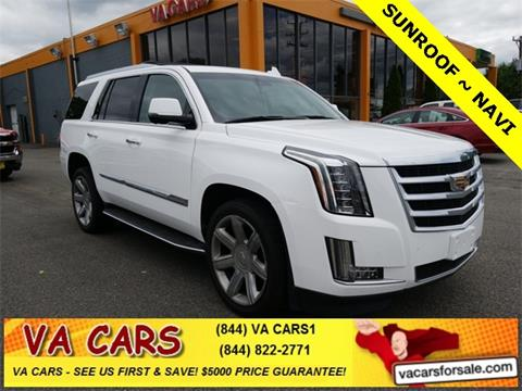 2016 Cadillac Escalade for sale in Richmond, VA