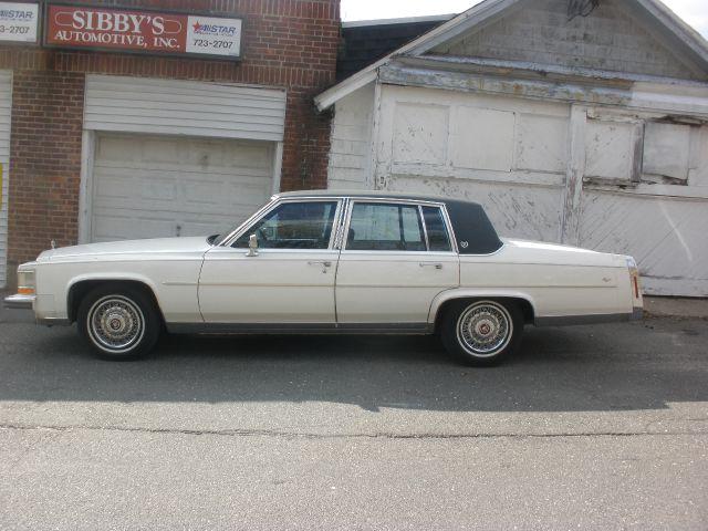 1988 Cadillac Fleetwood Brougham