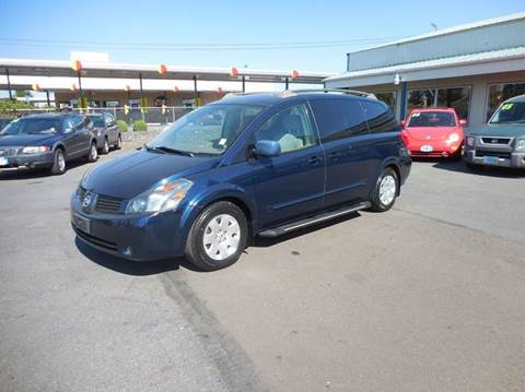 2005 Nissan Quest for sale in Salem, OR