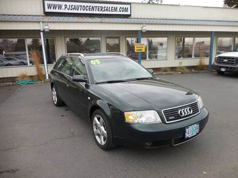 2003 Audi A6 for sale in Salem, OR