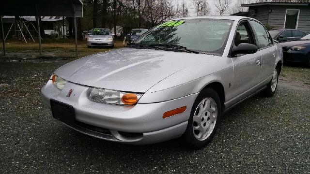 2002 Saturn S Series Sl2 4dr Sedan In Roseboro Nc