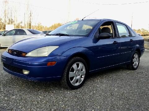 2002 Ford Focus for sale in Roseboro, NC