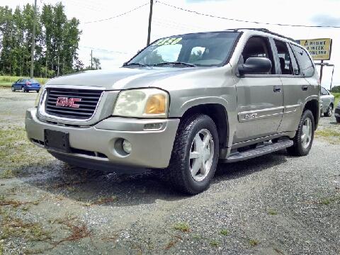 2002 GMC Envoy
