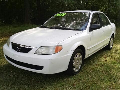 2001 Mazda Protege for sale in Roseboro, NC