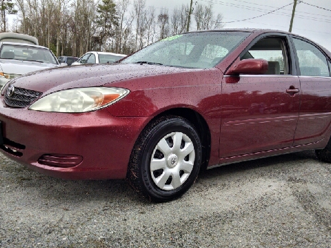 2002 Toyota Camry for sale in Roseboro, NC