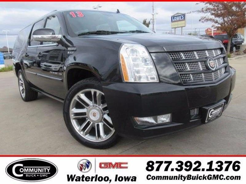 Cadillac for sale in waterloo ia for Community motors gmc waterloo iowa