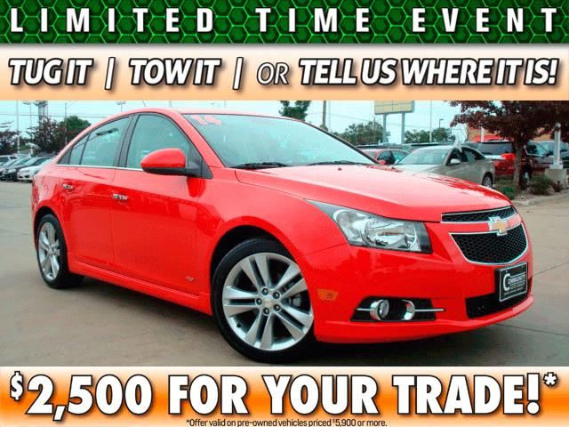 Chevrolet Cruze For Sale In Waterloo Ia