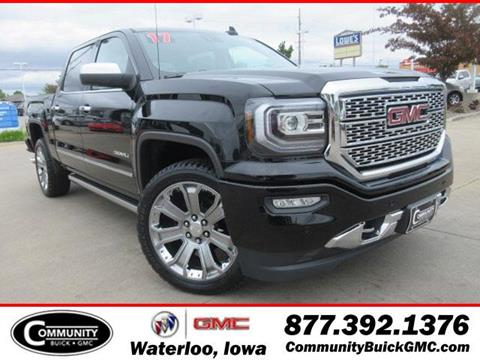 2017 GMC Sierra 1500 for sale in Waterloo, IA