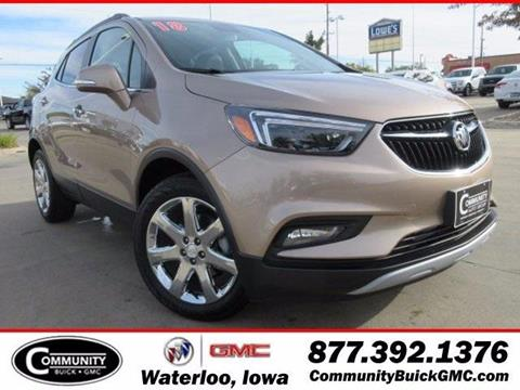 2018 Buick Encore for sale in Waterloo IA