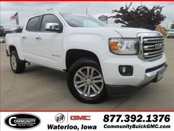 2015 gmc canyon for sale for Community motors gmc waterloo iowa