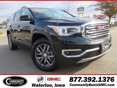 2018 GMC Acadia for sale in Waterloo, IA