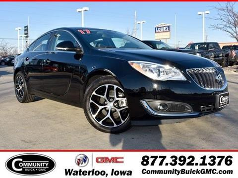 2017 Buick Regal for sale in Waterloo IA