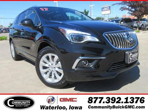 2017 Buick Envision for sale in Waterloo, IA