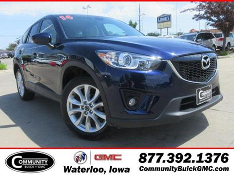 2014 Mazda CX-5 for sale in Waterloo IA