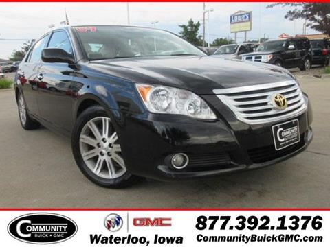 2009 Toyota Avalon for sale in Waterloo, IA