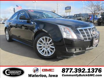 Cadillac for sale waterloo ia for Community motors gmc waterloo iowa