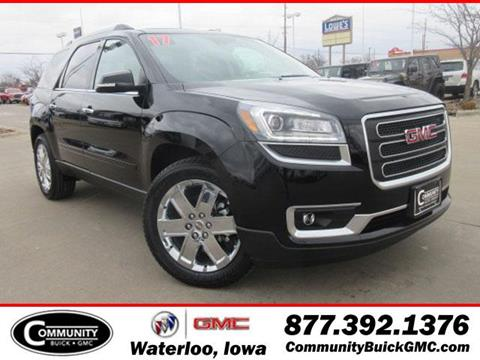 2017 GMC Acadia Limited for sale in Waterloo, IA