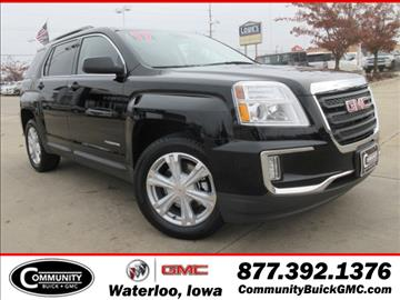 2017 GMC Terrain for sale in Waterloo, IA