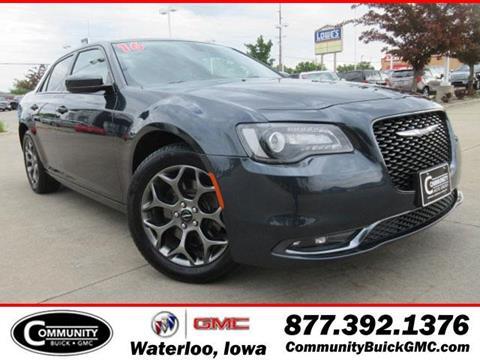 2016 Chrysler 300 for sale in Waterloo IA