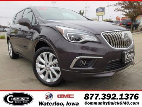 2018 Buick Envision for sale in Waterloo, IA