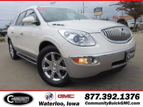 2010 Buick Enclave for sale in Waterloo, IA