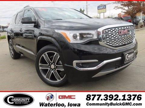 Gmc for sale in iowa for Community motors gmc waterloo iowa