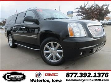 Best used suvs for sale in waterloo ia for Community motors gmc waterloo iowa