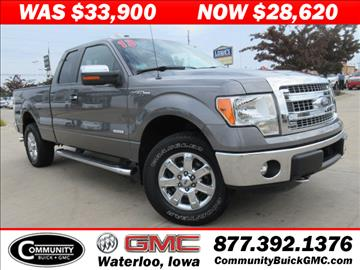 Used Ford Trucks For Sale Waterloo Ia
