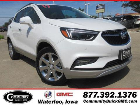 2017 Buick Encore for sale in Waterloo IA