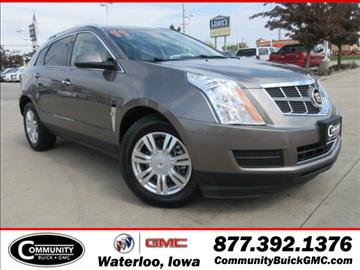 2011 Cadillac SRX for sale in Waterloo, IA