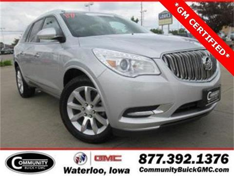 2017 Buick Enclave for sale in Waterloo IA