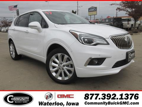 2017 Buick Envision for sale in Waterloo IA