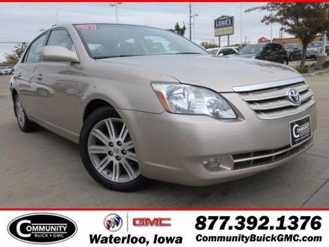 2007 Toyota Avalon for sale in Waterloo IA