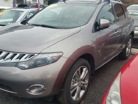 2010 Nissan Murano for sale in Lansdowne, PA