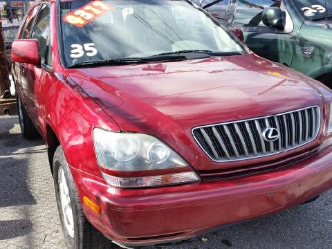 2000 Lexus RX 300 for sale in Lansdowne, PA
