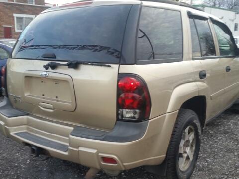 2006 Chevrolet Blazer