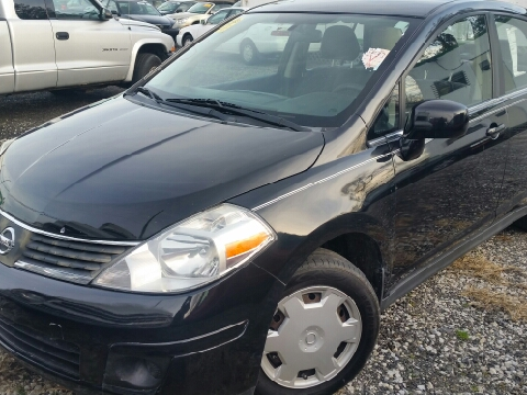 2007 Nissan Versa for sale in Lansdowne, PA