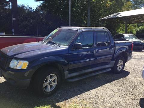 2005 Ford Explorer Sport Trac for sale in Grantville, GA