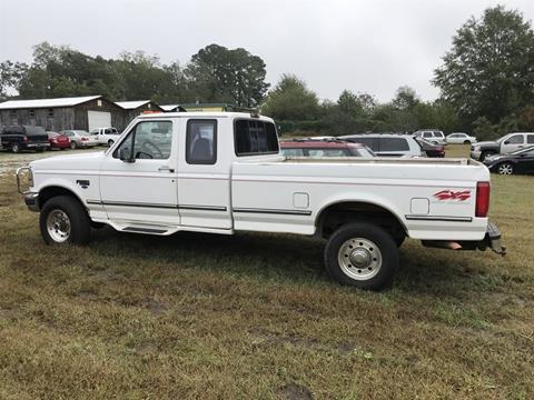 1995 Ford F-250 for sale in Grantville, GA