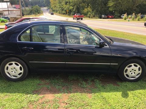 2001 Lexus LS 430 for sale in Grantville, GA