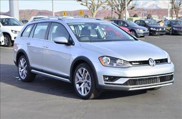 2017 Volkswagen Golf Alltrack for sale in Saint George, UT