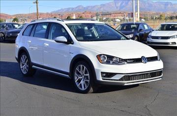 2017 Volkswagen Golf Alltrack for sale in Saint George, UT