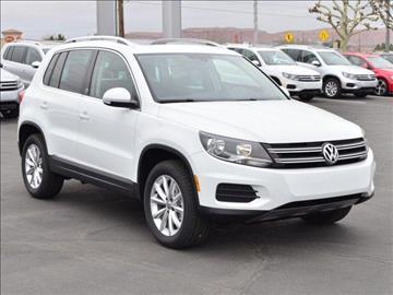 2017 Volkswagen Tiguan for sale in Saint George, UT