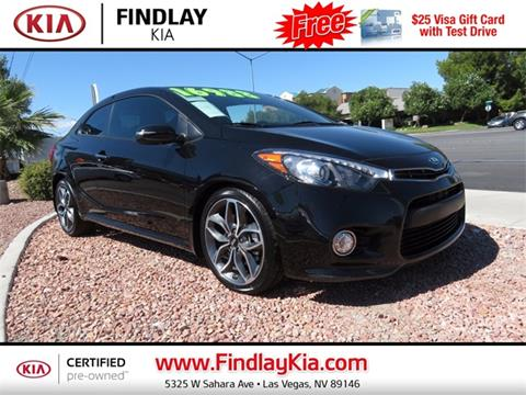 2015 Kia Forte Koup for sale in St George, UT