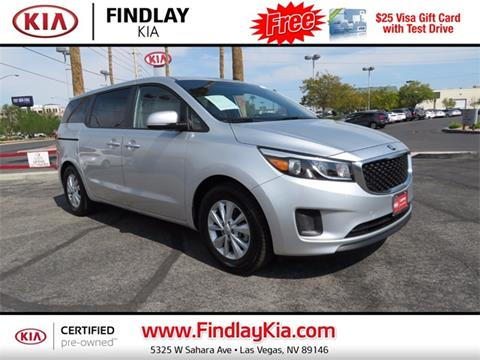 2017 Kia Sedona for sale in St George, UT
