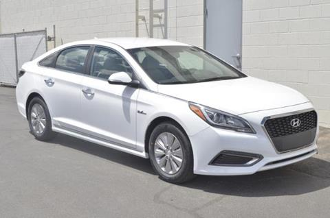 2017 Hyundai Sonata Hybrid for sale in St George, UT